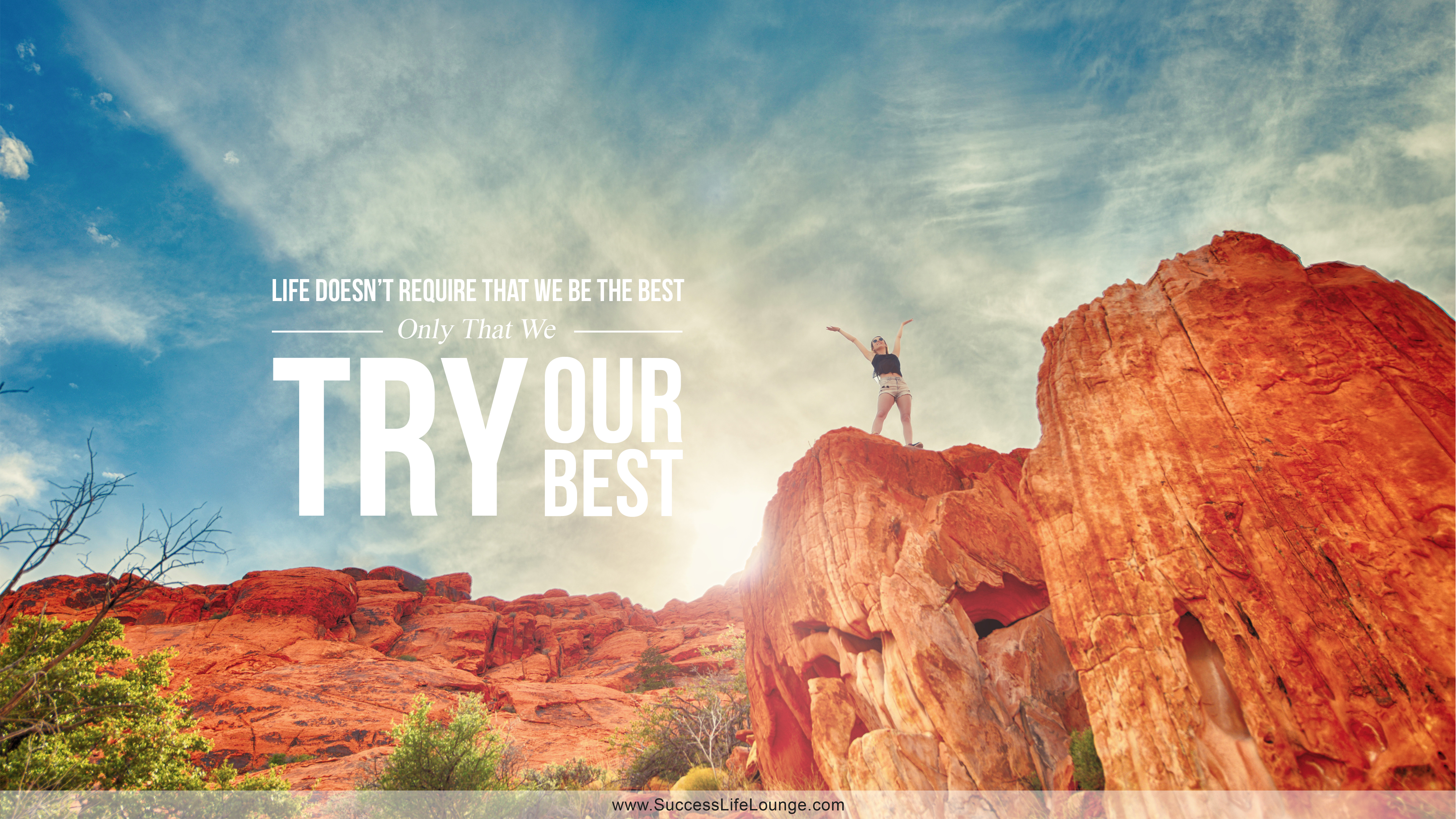 5 free success/motivational hd wallpaper. - success life lounge