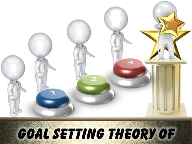 Examples of Business Goal-Setting Theory