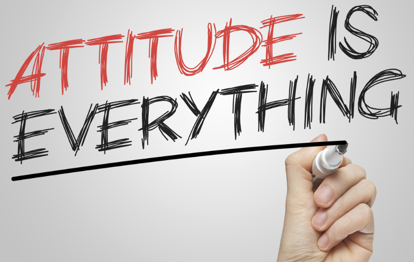 Positive Attitude Is a State of Mind You Can Adopt